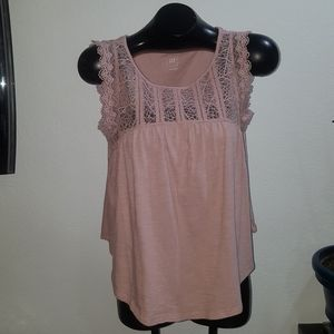 FINAL PRICE Old Navy summer lace top